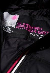 Superdry - Dunkappa / -rock - black - 4