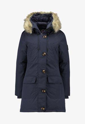ROOKIE - Down coat - rinsed navy