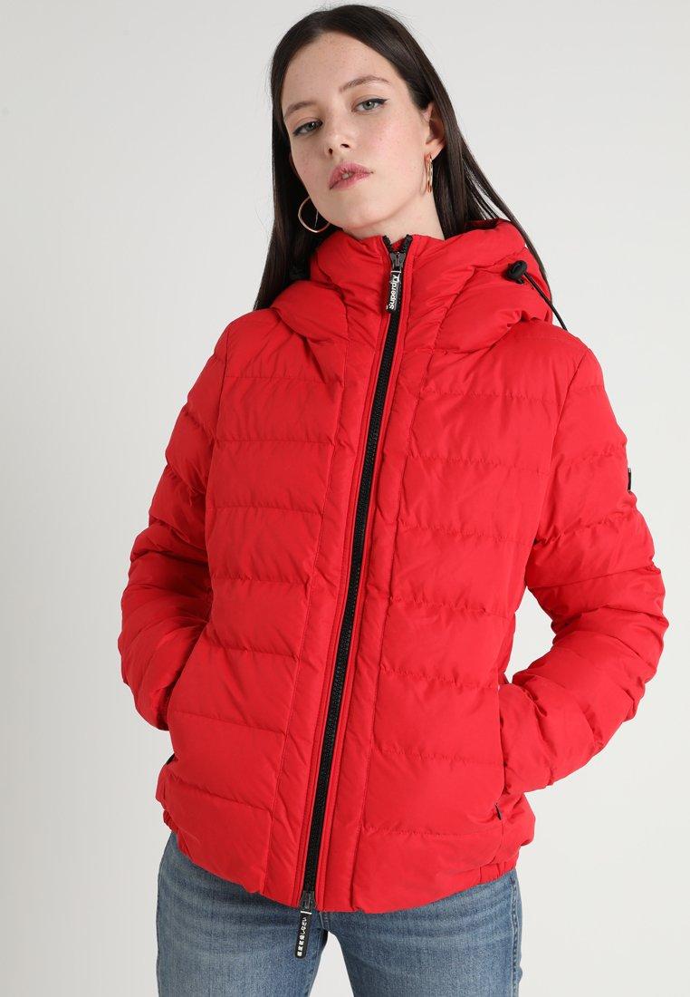 Superdry - ARCTIC HOOD - Overgangsjakker - red
