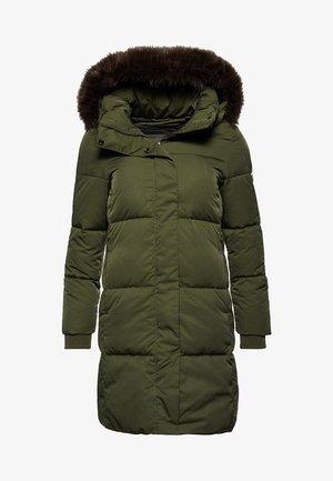 COCOON - Vinterfrakker - khaki