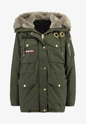 ROOKIE ROCK ROYALTY - Veste d'hiver - khaki