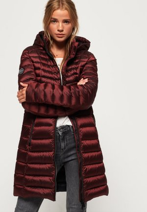 BLISSE - Down coat - berry