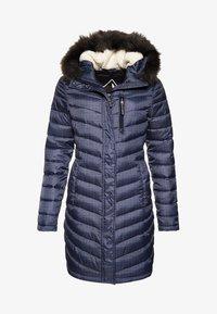 Superdry - DAMEN - Zimní kabát - dark grey - 4