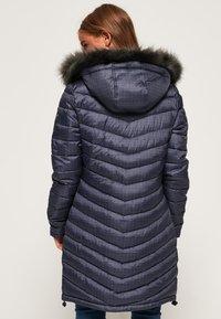Superdry - DAMEN - Zimní kabát - dark grey - 2