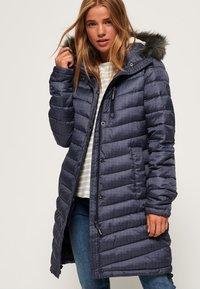Superdry - DAMEN - Zimní kabát - dark grey - 0