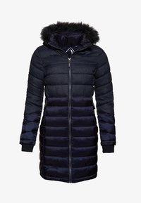 Superdry - LUXE  - Abrigo de invierno - navy blue - 4