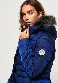 Superdry - TAIKO  - Vinterjacka - blue - 3