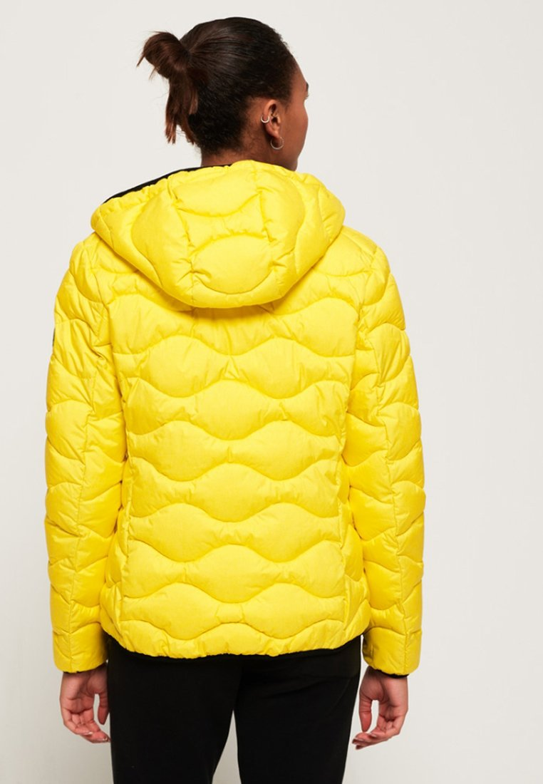 Superdry ASTRAE- Giacca invernale yellow