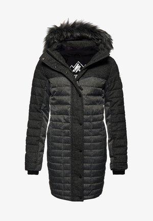 ELEMENTS TWEED - Winter coat - black