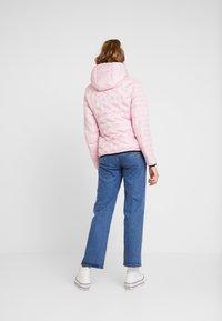 Superdry - RADAR JACKET - Down jacket - pink - 2