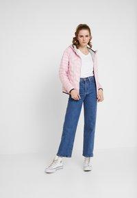 Superdry - RADAR JACKET - Down jacket - pink - 1