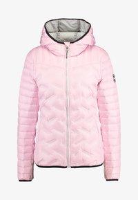 Superdry - RADAR JACKET - Down jacket - pink - 4