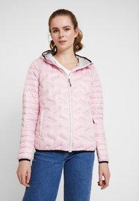Superdry - RADAR JACKET - Down jacket - pink - 0