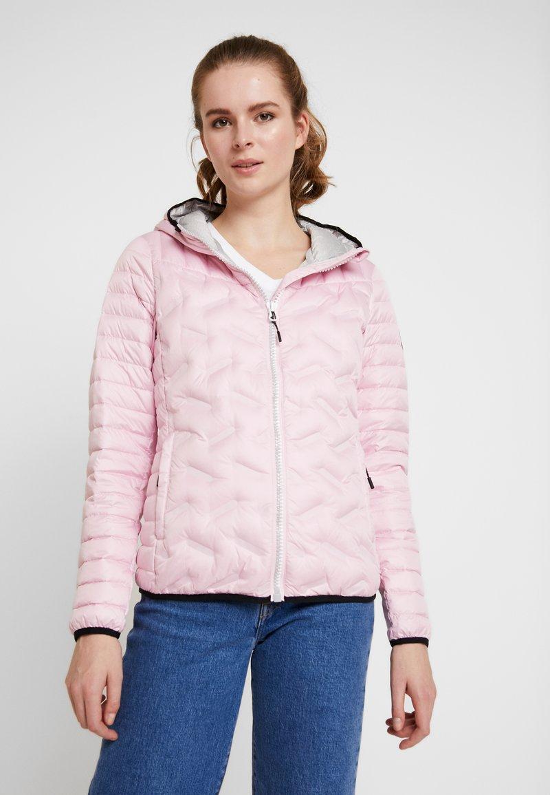 Superdry - RADAR JACKET - Down jacket - pink