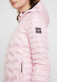 Superdry - RADAR JACKET - Down jacket - pink - 5