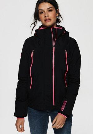 Jas - black/pink