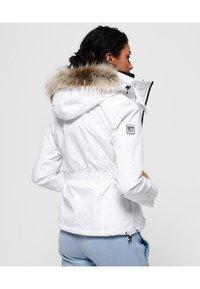 Superdry - Light jacket - white - 2