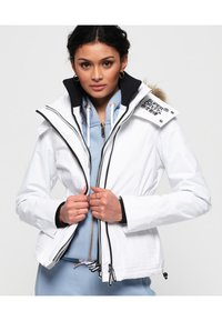 Superdry - Light jacket - white - 0