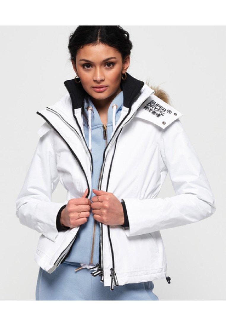 Superdry - Light jacket - white