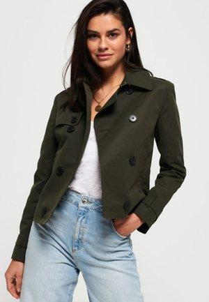 AZURE  - Summer jacket - khaki