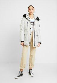 Superdry - ASHLEY EVEREST - Winter coat - grey - 1