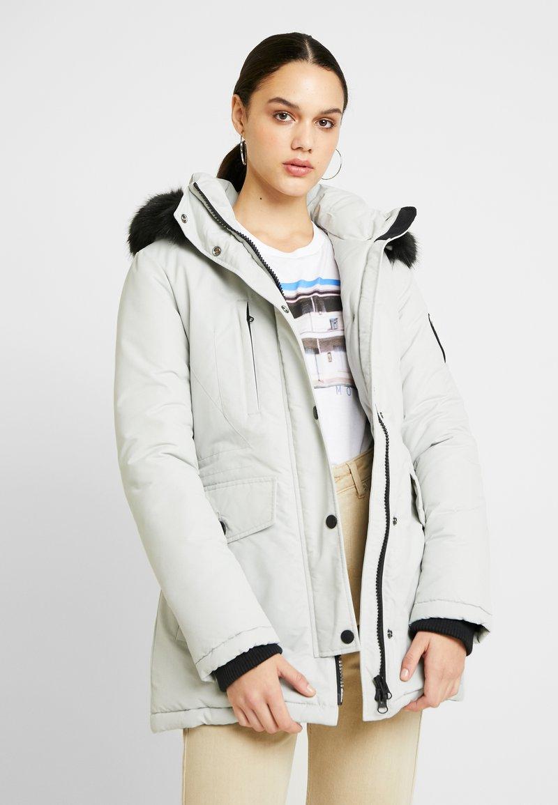 Superdry - ASHLEY EVEREST - Winter coat - grey