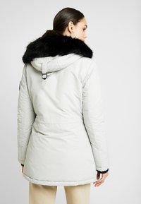 Superdry - ASHLEY EVEREST - Winter coat - grey - 2