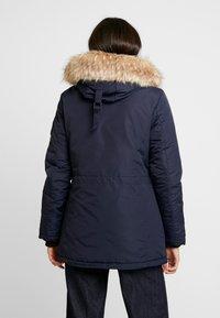 Superdry - ASHLEY EVEREST - Zimní kabát - navy - 2