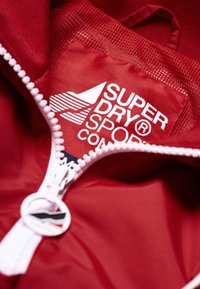Superdry - JAVELIN  - Windjack - red - 4