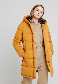 Superdry - SPHERE PADDED ULTIMATE - Winter coat - spectra yellow - 0