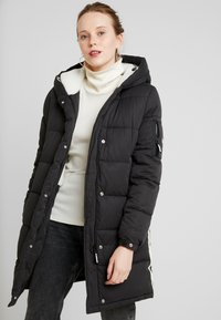 Superdry - SPHERE PADDED ULTIMATE - Zimní kabát - worn black - 3