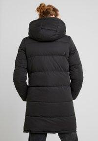 Superdry - SPHERE PADDED ULTIMATE - Zimní kabát - worn black - 2