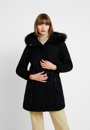 Parka - manor house black