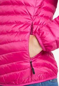 Superdry - HYPER CORE JACKET - Down jacket - pink - 4