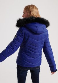 Superdry - 3 IN 1 JACKET - Light jacket - cobalt blue - 2