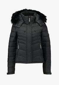 Superdry - 3 IN 1 JACKET - Light jacket - blackboard - 6