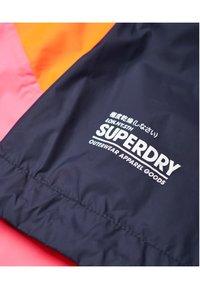 Superdry - Windbreaker - pink/orange/navy - 3
