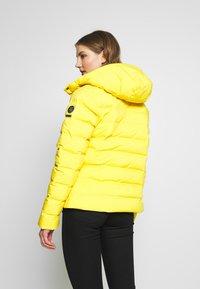 Superdry - CHEVRON - Winter jacket - daffodil - 2