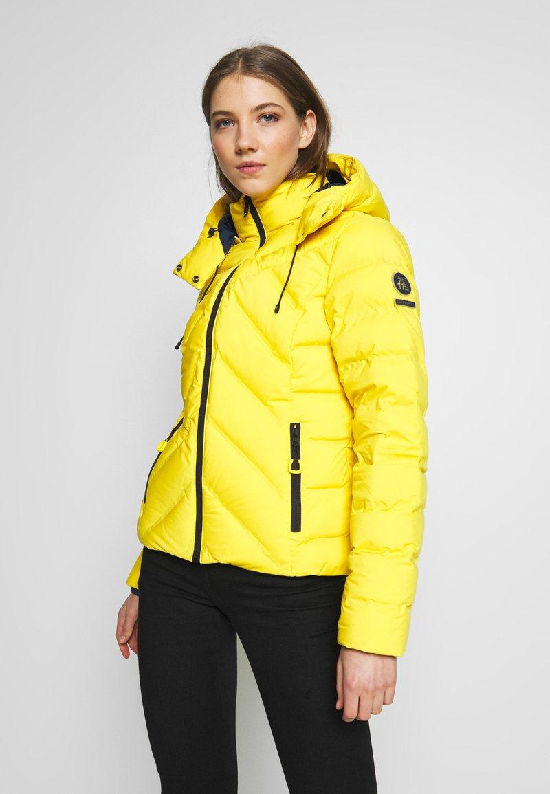 Superdry - CHEVRON - Winter jacket - daffodil