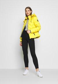 Superdry - CHEVRON - Winter jacket - daffodil - 1