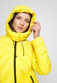 Superdry - CHEVRON - Winter jacket - daffodil - 4