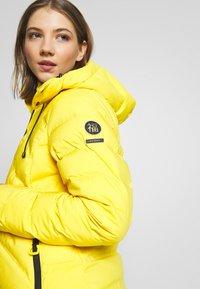 Superdry - CHEVRON - Winter jacket - daffodil - 6
