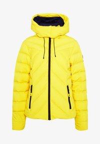 Superdry - CHEVRON - Winter jacket - daffodil - 5
