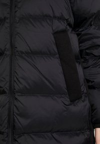 Superdry - EDIT PREMIUM SHION JACKET - Down coat - manor house black - 5