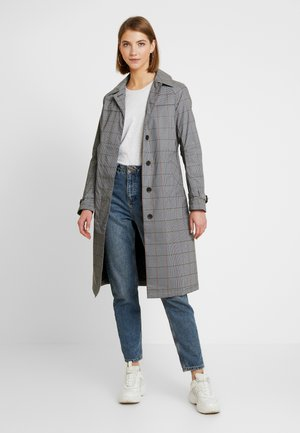 EDIT REFLECK CAR COAT - Trenchcoat - silver