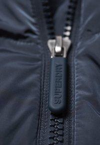 Superdry - Light jacket - blue - 3