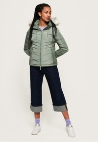 Superdry - Jas - turquoise - 1
