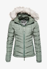 Superdry - Jas - turquoise - 5