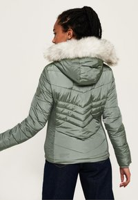Superdry - Jas - turquoise - 2
