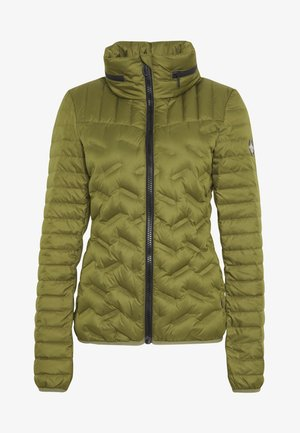 ESSENTIALS RADAR JACKET - Doudoune - capulet olive